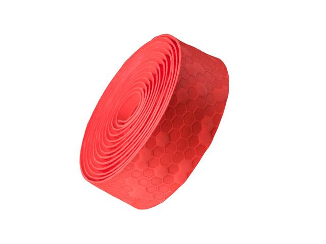 Bontrager Gel Cork stuurlint rood